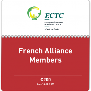 Ticket for French Alliance Members