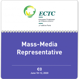 Ticket for Mass-Media Representatives
